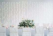 Wedding Ideas | Fairy Lights