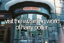 The amazing world of Harry Potter <3