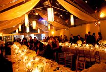 Under a Tent / Design, decor and styling for your tented event
