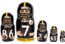 NFL Heaven - Pittsburgh Steelers / by Just Aspire