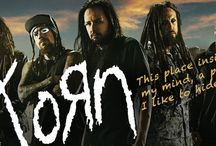 Korn / Check out our latest Korn merchandise selection including Korn t-shirts, posters, gifts, glassware, and more.