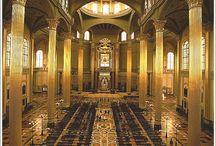 Basilika Lichen / Diese Basilika ist aus der Nähe meiner Geburtsstadt. Sie ist fast ausschließlich aus Spendengeldern entstanden und wurde im Jahre 2004 fertiggestellt..