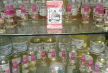 perfumeria / αρώματα, καλλυντικά, αιθέρια έλαια κ. α.