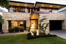 Modern Villas / Modern luxury homes I like