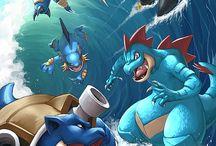Pokemon Artwork / For all pokemon fan / by Hong Van Nguyen Huu