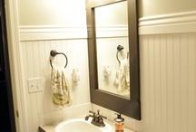 Bathroom ideas / by Carrie Triplett