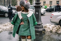 Streetstyle FW / Pictures mostly from Popsugar