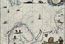 Maps / by McKayla Jimerson