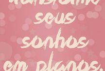 lettering / by Debora Santos
