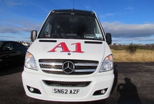 Minibus hire Fife / Minibuses available for hire to Fife, Dundee and Edinburgh.