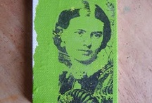 Texture prints