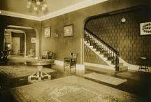 Interiors 1910,1920