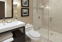 Bathroom Design and Renovation / We provide the skill and craftsmanship you need to create the bathroom you've been dreaming about.  We are bathroom renovation specialists in Greater Toronto Area and provide the craftsmanship and planning so you get what you want.