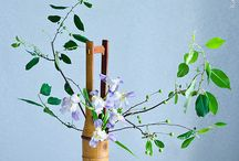 bamboo flowervase