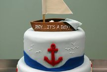 Nautical baby shower / by Hilary Martin
