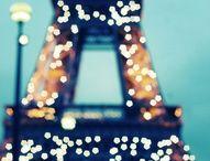 Eiffel Tower / by Savanna Dance