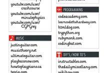 Websites Education