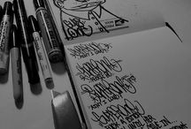 Graffiti & Street Art. / Favorite Lines.