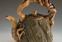 Handcrafted Teapots