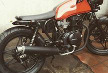 Café Racer - Honda CB450