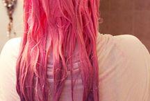 Colored Hair / by Jennifer Vafiades