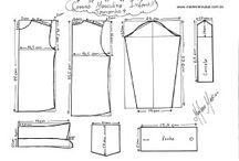 Moldes e Costura