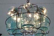 up cycled lighting