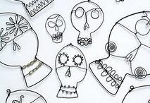 skull/day of the dead