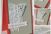 Cards - Butterflies / by Hill Country Stampin'