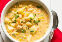 Hot Soups / Soups!