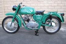 ΠΑΛΗΕΣ ΜΟΤΟΣΥΚΛΕΤΕΣ-OLD MOTORCYCLES  1945-1965