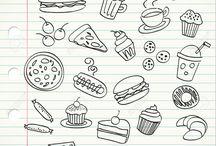 dibujos colegio