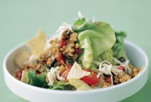 Salads / Delicious salads for healthy meals