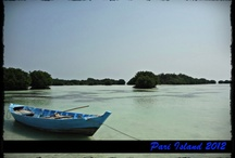 Pari Island - Thousand Island Jakarta / Escape from our routine activity..!! Got an invitation to spending our holiday on this island.. My first impression was.. AMAZING..!! wohooo..^^