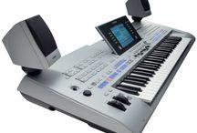Musikinstrument Keybords