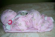 Baby Windeltorte