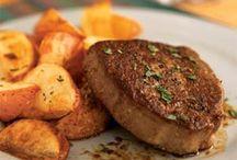 Pork Veal Lamb and Steak / by aly vander