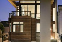 minimalis home fasade