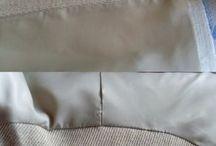Технология обработки пальто.