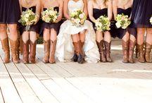 Wedding Ideas / by Kyla Trammell