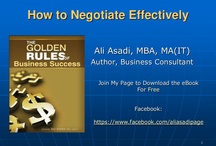 Presentations / Slide and presentations in different business subjects. Download The Golden Rules of Business Success by visiting: https://www.facebook.com/aliasadipage