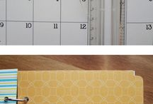 DIY Planner Love / DIY Planner Ideas, Inspiration and Love for getting organized.