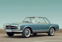 Mercedes Benz / Mercedes Benz classic elegant car design
