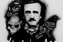 Edgar Allan Poe / Edgar Allan Poe 1809-1849 / by Don Loch