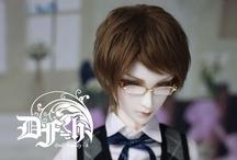 Dolls, which I love. // BJD
