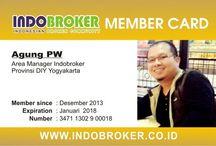 Area Manager (AM) / Koordinator Indobroker ditingkat Provinsi