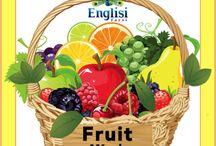 Englisi Farsi Bilingual Books : Fruit