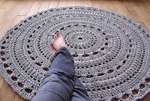 Carpets Crochet&Knitting