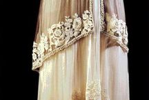 Vintage Gowns and Coats