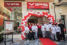 Nuevos VIPS y VIPSmart / Es un tablero en el que os mostramos nuestras nuevas aperturas para que podáis ver cómo son los restaurantes antes de visitarlos =) !